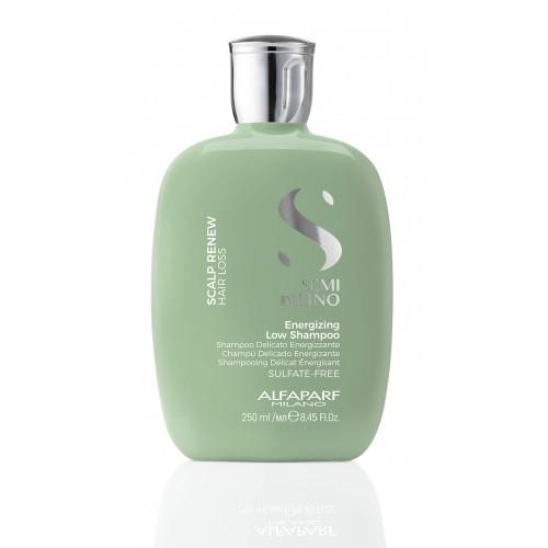 Semi di Lino Scalp Energizing Low Shampoo - Sampon delicat energizant  250 ml