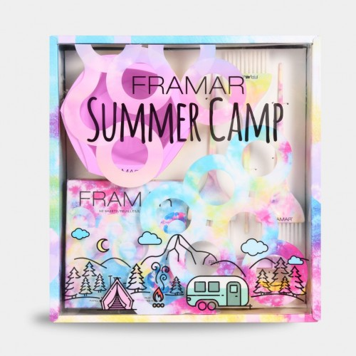Framar Summer Camp Kit - Kit pentru vopsit