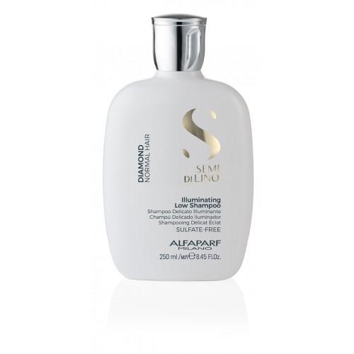 Semi di Lino Diamond Illuminating Shampoo - Șampon de strălucire 250 ml.