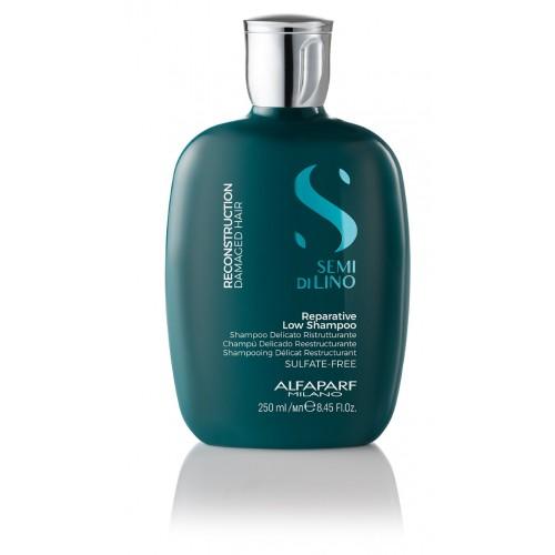 Semi di Lino Reconstruction Reparative Shampoo - Șampon de reconstrucție 250 ml.