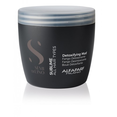 SUBLIME DETOXIFYING MUD - Namol detoxifiant 500 ml.
