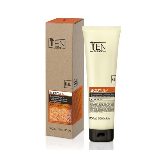 Ten Science Body Dea-to-be shaping and toning cream - Crema corporală de remodelare și tonifiere 300 ml.