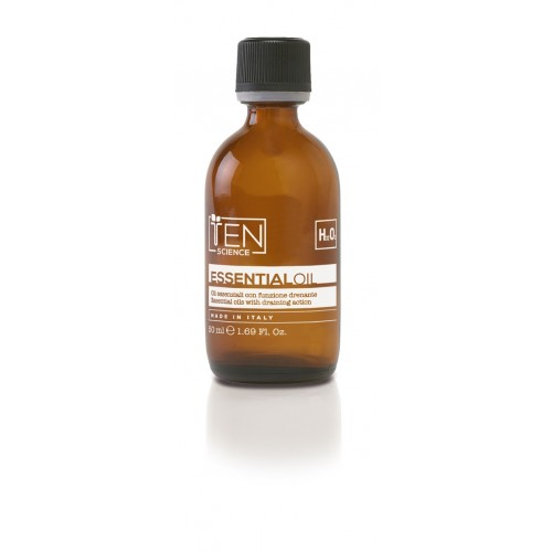 TN Essential Oil Detox  - Ulei de tonifiere și purificare 50  ml.