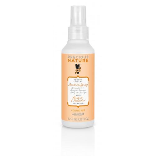 Precious Nature Color Protection Leave-In Fluid – Spray pentru clătire pentru protecția culorii – 125 ml.