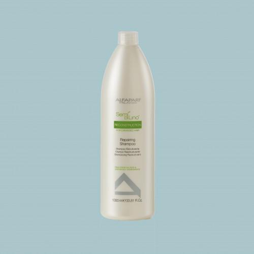 Semi di Lino Reconstruction Shampoo – Șampon de reconstrucție – 1000 ml.