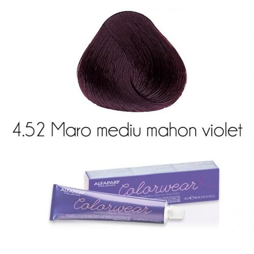 Color Wear vopsea fara amoniac nr. 4.52